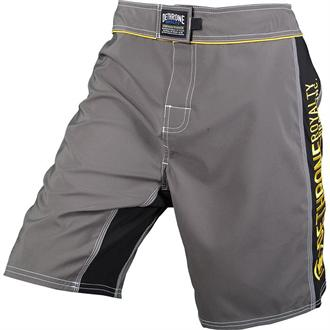 Dethrone Dethrone Royalty Anticrown Grey Shorts
